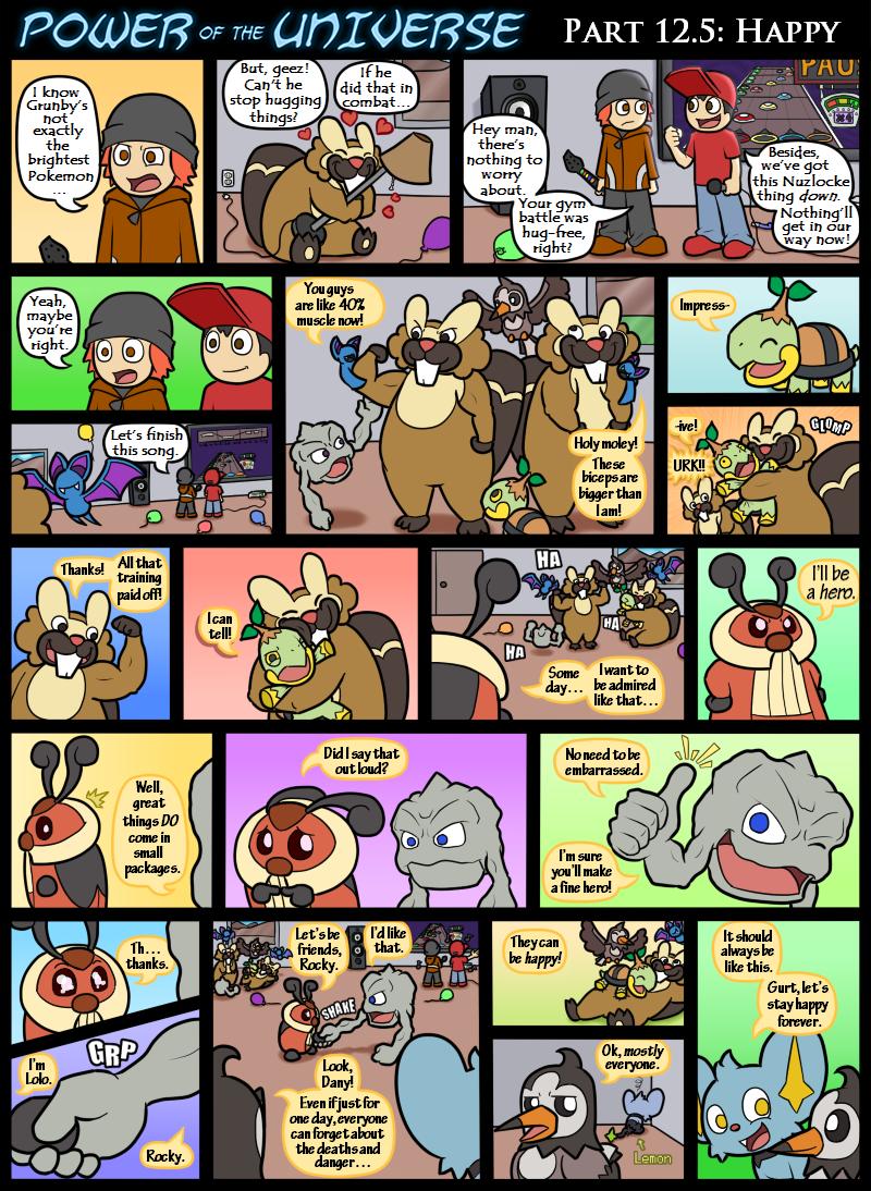 Part 12.5 - Happy