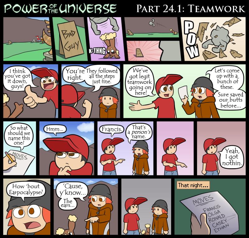 Part 24.1 - Teamwork