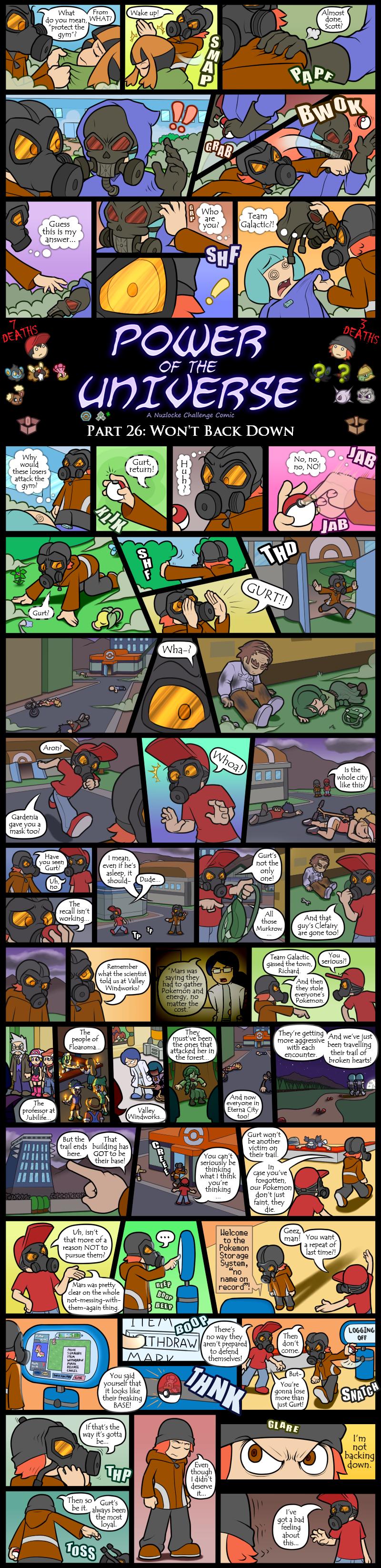Part 26 - Won't Back Down
